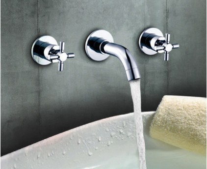 Wall Faucet Bathroom Select High Quality Copper Can Rotate 360 Degree Design Meet The Needs Of