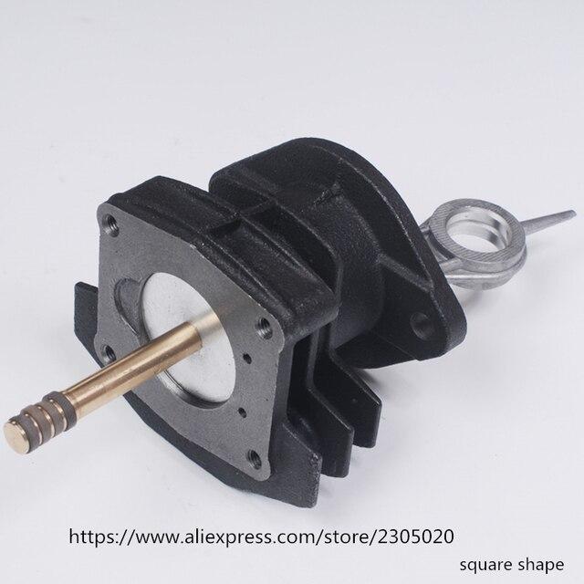 PCP воздушный компрессор квадратной формы цилиндр с толкающими стержнями матч 4 кольца и поршень и подключения стержней плюс набор бумажных прокладок/лот