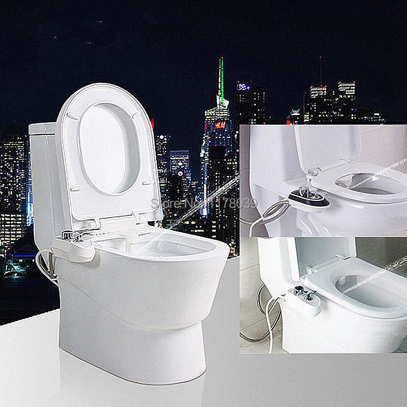 Fabulous Us 60 12 12 Off Non Electric Toilet Bidet With Female Cleaning Nozzle Spray Washing Feminine Butt Smart Seat Bidet Women Shower Ass Bidet J17143 In Gmtry Best Dining Table And Chair Ideas Images Gmtryco