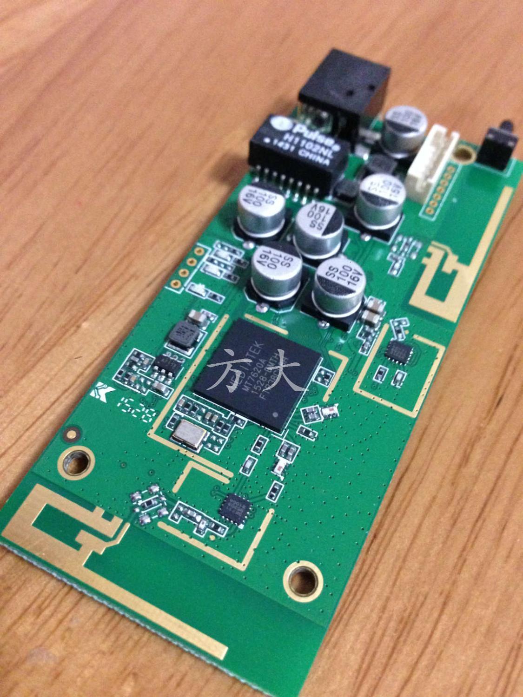 A.r.duino WiFi car, WiFi robot, MT7620A professional grade 300M, high power wireless relay