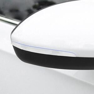 Image 1 - 車のドアエッジガード傷ストリッププロテクターゴムステッカー自動バックミラーフロントリアバンパー保護フィルムユニバーサルトリム