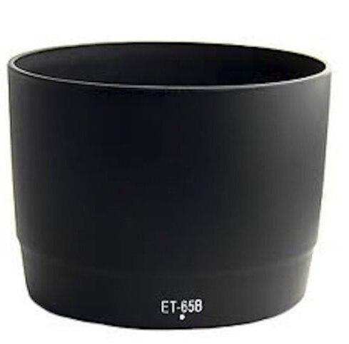 ET 65B Бленда штык бленда ET-65B Бленда Объектива Для Canon EF70-300mm f/4.5-5.6 DO IS USM 70-300 мм f/4-5.6 IS USM ОБЪЕКТИВ