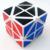 Z-cube helicóptero cubo mágico rompecabezas Balck y blanco juguete para el aprendizaje y la educación