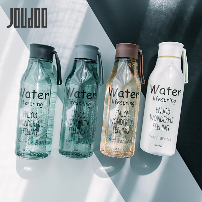 JOUDOO 520ML High Quality Hot Sale Students Carry Portable Plastic Bottle To Facilitate Sports Kettle 35