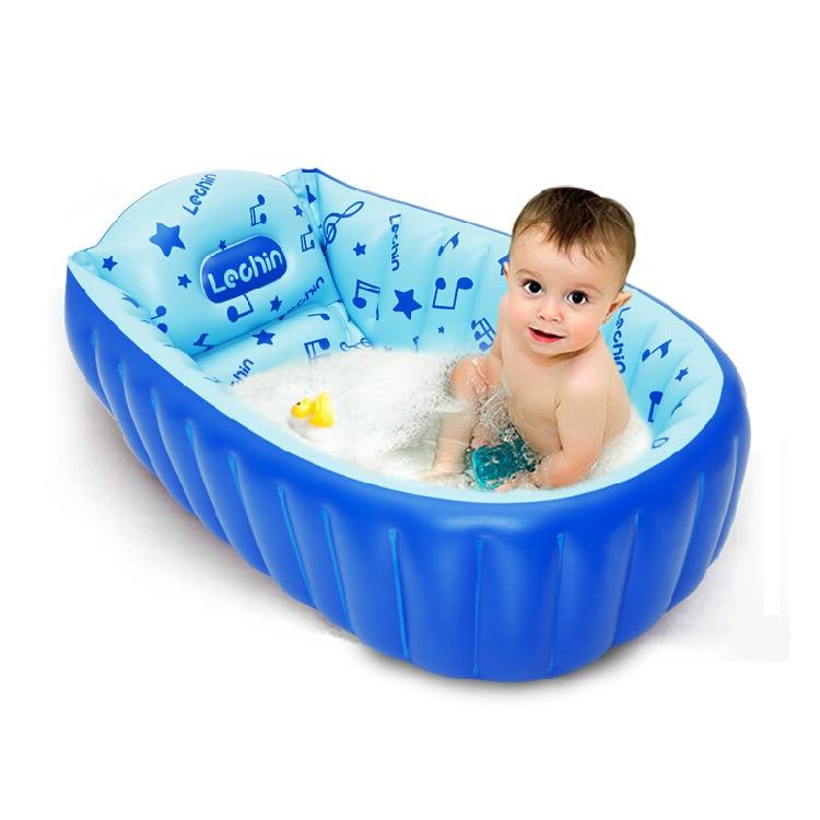 Baby Inflatable Swimming Pool Infant Bathtub Children