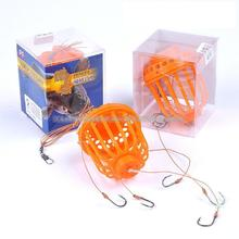 2015 New Sale Lake No Fishing Hooks Free Shipping Fishing Group Float Chub Hook With Lead Sinkers Explosion Water Tackle–d2