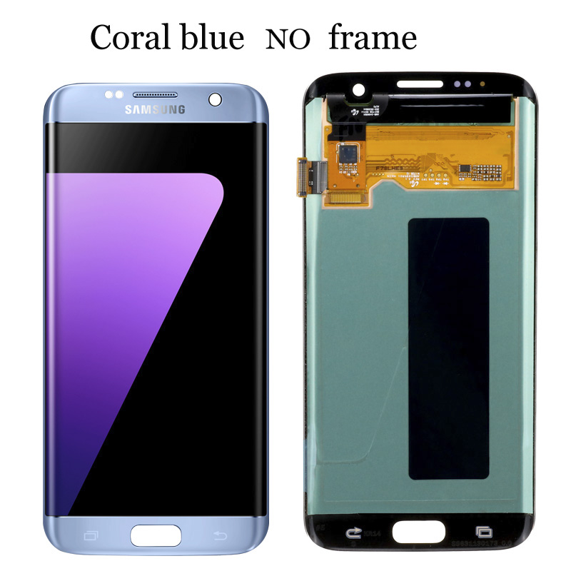 Blue No Frame