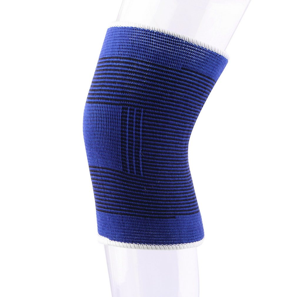 2 Pc Soft Elastic Breathable Support Brace Knee Protector Pad Sports Bandage Pad Dropshipping