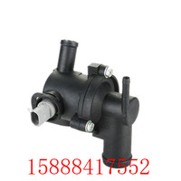 1 pcs Auto koelsysteem thermostaat behuizing thermostaat voor SKODA FABIA THERMOSTAAT EN BEHUIZING/TEMPERATUUR SENDER