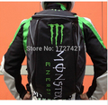 Envío de la nueva moto de la motocicleta mochila bolsa de hombros impermeables reflectantes paquete de carreras de motos casco fg