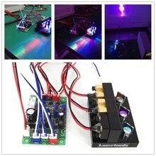 300 МВт RGB красный зеленый синий комбинированный лазерный мини белый лазерный модуль сценическое освещение