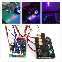300mw rgb vermelho verde azul combinado laser mini branco módulo laser iluminação de palco