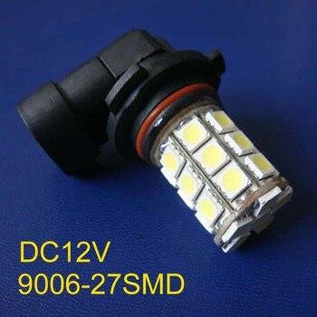 High quality 12V HB3 HB4 Led fog lamps 12VAC/DC 9006 9005 car led fog lamps bulbs lights free shipping 20pcs/lot