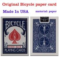 Free Shipping Original Bicycle Poker 1 Pcs Price Red Or Blue Bicycle Regular Playing Cards Rider