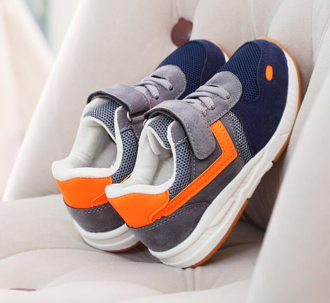 2018 Neue Kinder Schuhe Jungen Casual Schuhe Madchen Atmungsaktiv