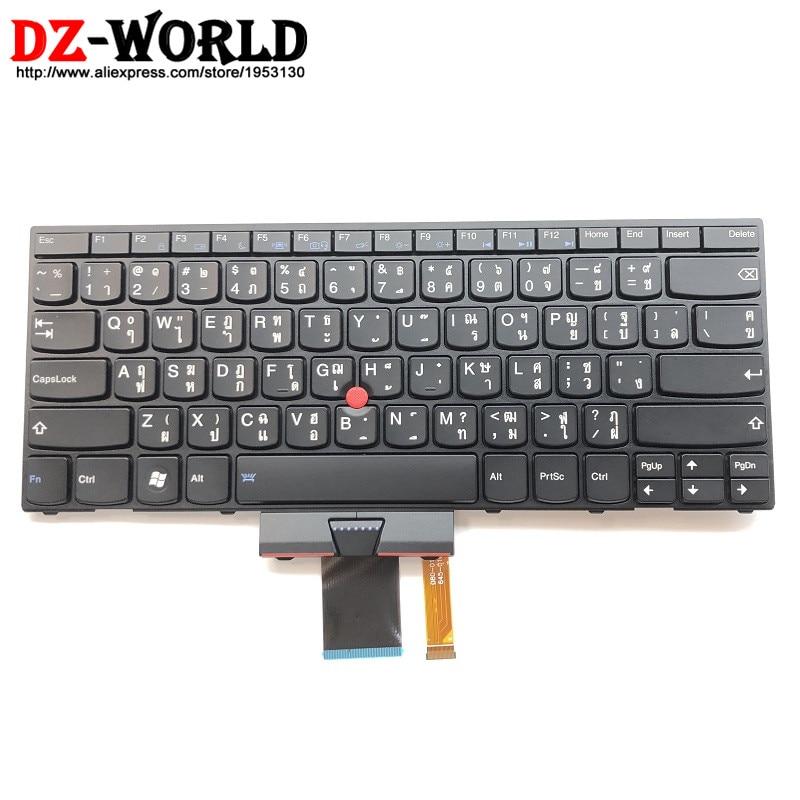 New Original for Lenovo Thinkpad X1 Hybrid Thai backlit Keyboard TH Thailand Teclado Backlight 04W2791 0B35747 все цены