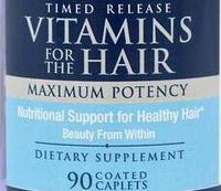 Pride Vitamins for the Hair Timed Release,promote health&beauty of hair Features vitamins that are essential for healthy hair