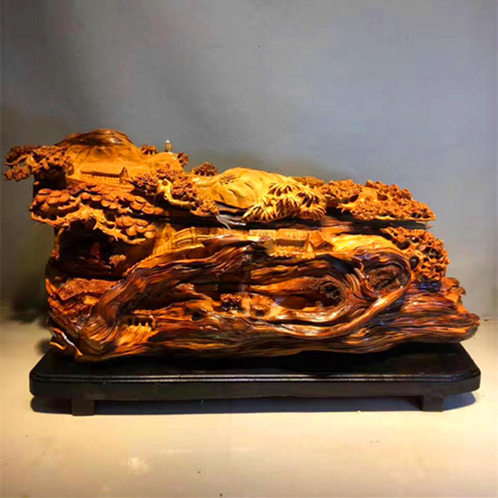 Popular figure wood carving buy cheap