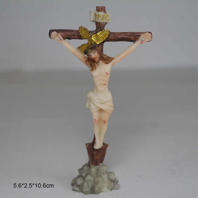 распятие кулон христос езу смолы украшения игрушка