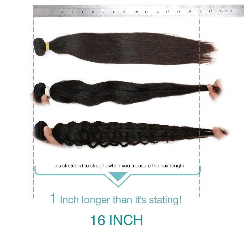 Али FumiQueen волосы перуанской волны человеческого тела волос 3 шт. лот 100% Волосы remy Weave Связки натуральный черный 8 - 30 дюйма Бесплатная доставк...