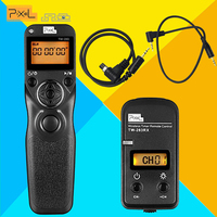 Pixel TW 283 Wireless Timer Remote Control Shutter Release Cable For Canon 60D 700D 650D 600D
