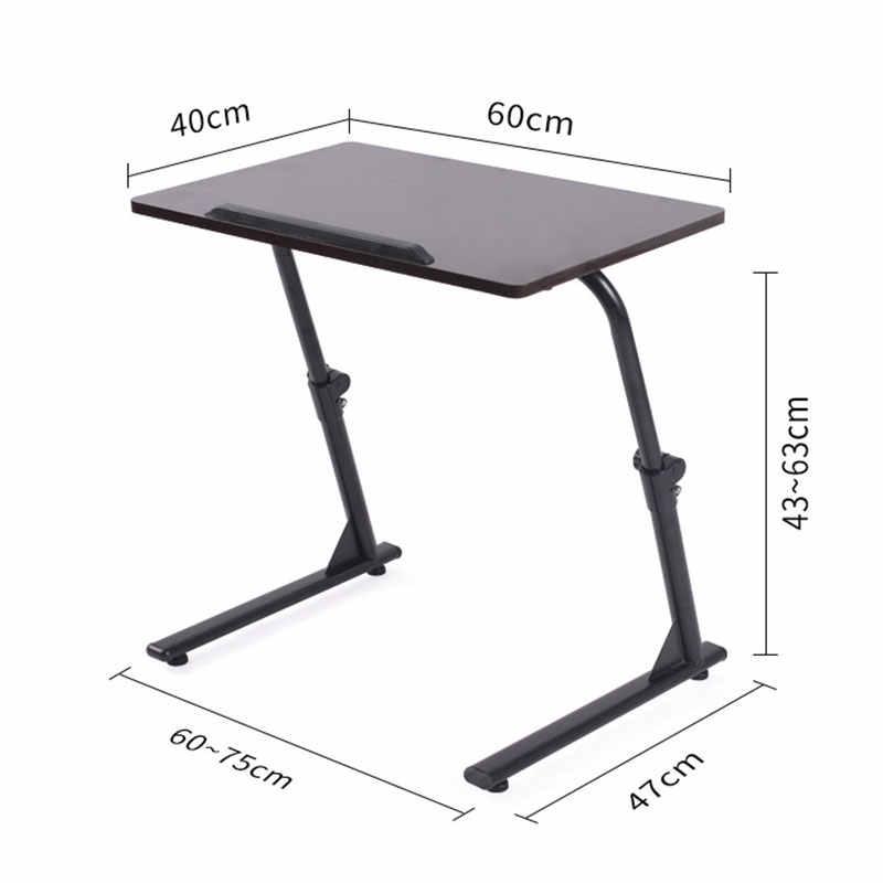 Эргономичный ноутбук Lap стол мебель для дома сервировочная кровать столики-подносы уютный стол для компьютера в наличии в России Китай