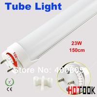 Japanse 1.5 M led licht buis t8 G13 2835 23 W 1500mm 150 CM Tubo LED 85 V ~ 265 V Rotatie Hoek 120dre voor thuis 220 v CE RoHS x10PCS