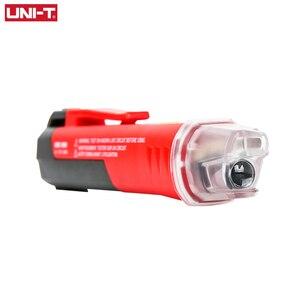 Image 5 - UNIT ut2d 24V 1000V 디지털 전압계 AC 전압 검출기 비접촉 테스터 펜 알람 전압계