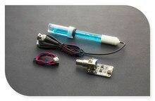DFRobot 100% Подлинная Аналоговый рн-Метр/Датчик Комплект Совместим с arduino для тестирования качества Воды, аквакультуры и т. д.-Модули