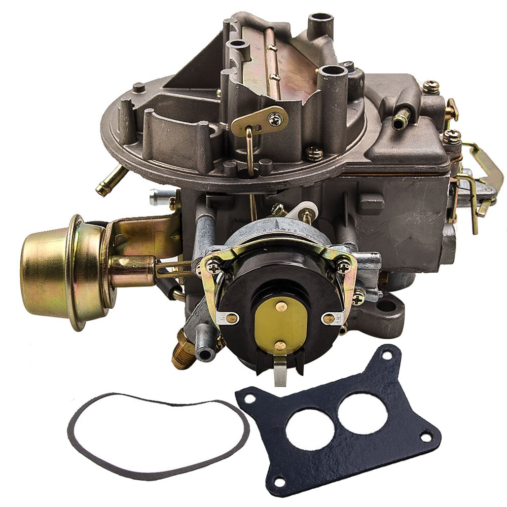 New 2 Barrel Carburetor Carb 2100 Fit Ford 289 302 351 Cu Jeep 360 Engine