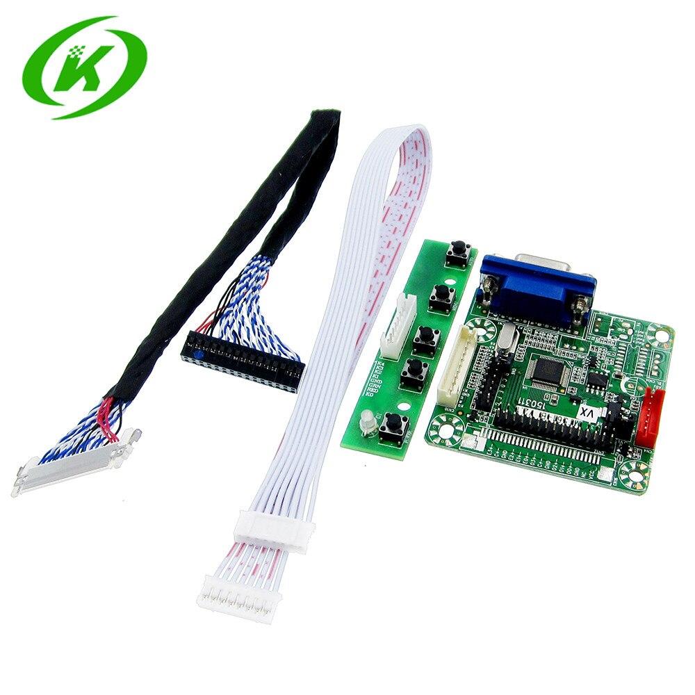 MT6820-B MT6820B Universal LVDS LCD Montor Screen Driver Controller Board 5V 10