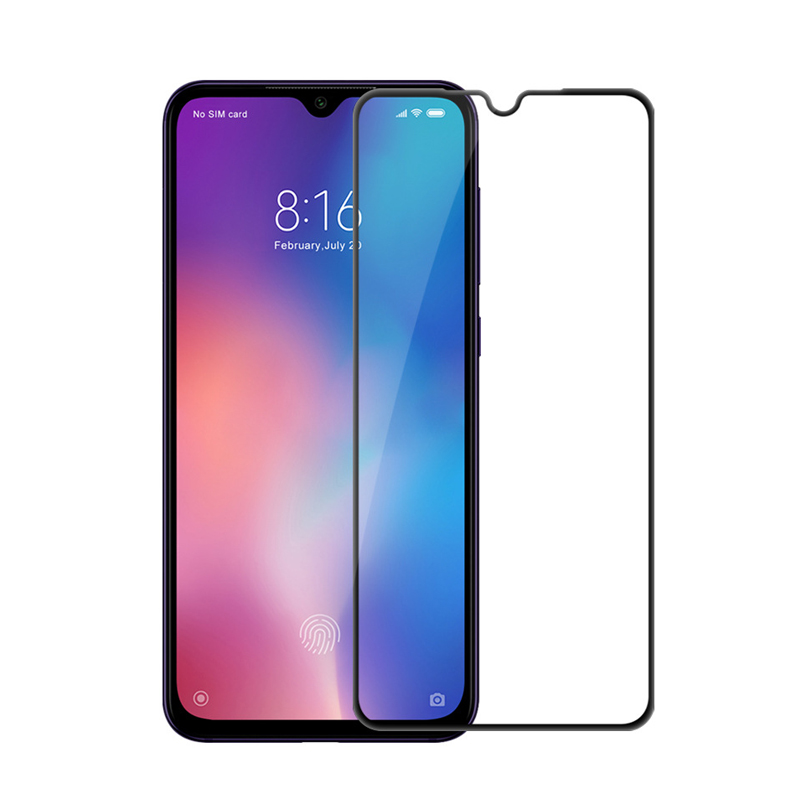 Meizu Note 9 Tempered Glass High Quality New full Screen Protector Glass For Meizu Note 9 Mobile Phone Glass Protection 6.2 inch