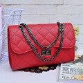 Classic Style - 2016 Women chain handbag New design single shoulder cross body bags messenger bag gift for girls
