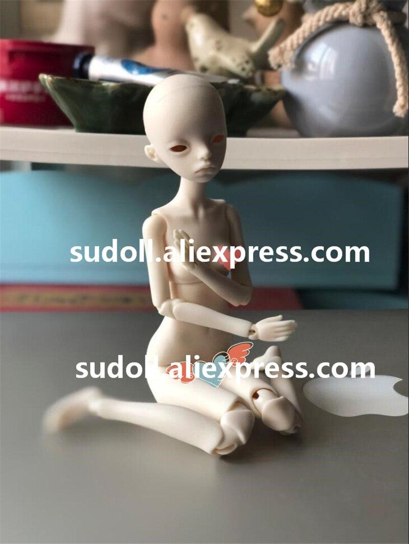 SuDoll Eugenia 1/8 bjd sd dockor modell tjejer pojkar ögon Hög - Dockor och tillbehör - Foto 2