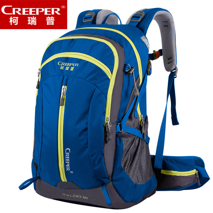 CREEPER Creeper Camping Hiking Backpack Sports Bag Travel Trekk Rucksack Mountain Climb Equipment for Men Women males Teengers