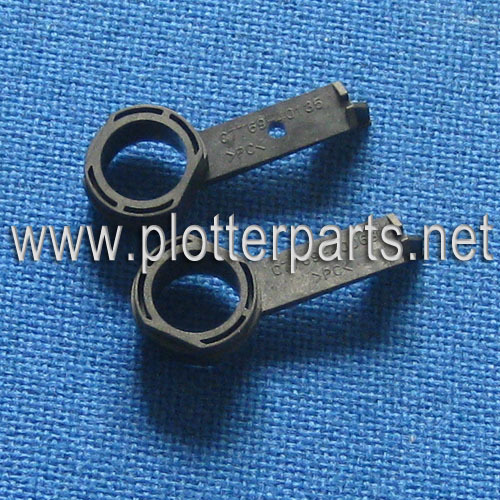 C7769-60412 bushings fit for HP DesignJet 500 PS 510 800 PS plotter part Original Used цена