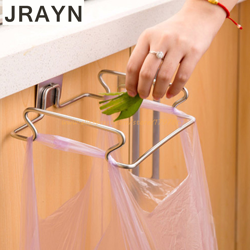 Eco Friendly Garbage Bag Stand Litter Bag Holder Novelty