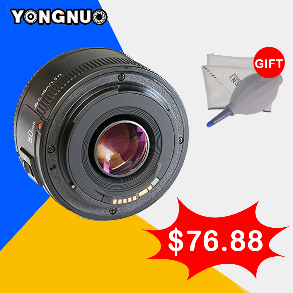 YONGNUO YN50mm F1.8  Prime Lens For Nikon DSLR Camera Yongnuo yn50mm Large Aperture Auto Focus Lens As Nikon AF-S 50mm 1.8G yongnuo 35mm camera lens f 2 af aperture auto focus large aperture for nikon d5200 d3300 d5300 d90 d3100 d5100 s3300 d5000
