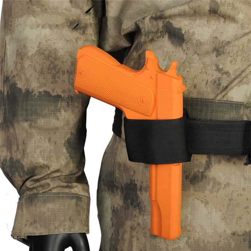 Tactical Pistol Holster Airsoft Holder Military MOLLE Gun Case Accessories Adjustment For Pistol GLOCK 17/19/21/22/23/25/31/32