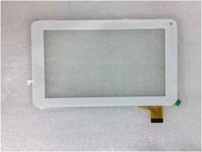 Новый оригинальный 7 дюймов tablet емкостной сенсорный экран XC-PG0700-108B-A1 FPC бесплатная доставка