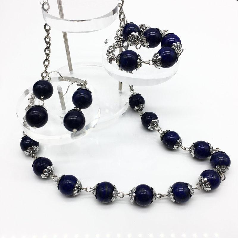 Neue Schmuck-Sets Halskette Sterling African Set 1'set Hot Fashions - Modeschmuck - Foto 6