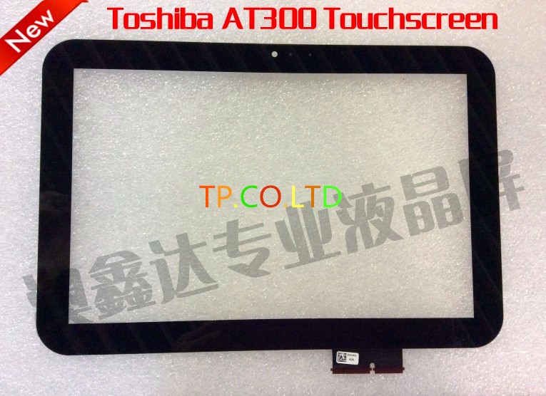 10.1 inch Touch Screen Front Glass Touch Panel digitizer replacement ForToshiba AT300 AT300SE