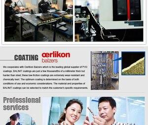 Image 4 - مثقاب كربيد التنجستن سوليد AHNO 5xD لآلة التصنيع باستخدام الحاسب الآلي ، حفار كربيد عالي الجودة في الصين