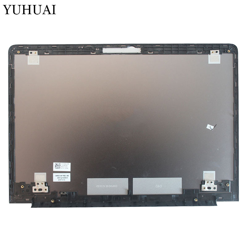New Laptop Cover For Dell Vostro 14 5000 5468 LCD Back Cover 07DYD6 0DC02Y Gray/Golden