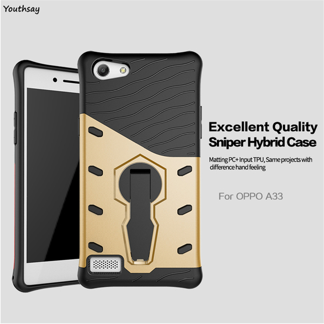 Youthsay For Cover Case Oppo A33 Case A33M A33T A33W 360 Degree Rotation Phone Cover For Oppo A33 Cases For Oppo Neo 7 Cover