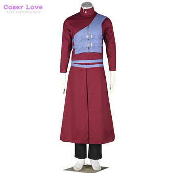 Naruto: Shippuden Gaara Cosplay Costume New years Christmas Costume 'Can't be customized' - DISCOUNT ITEM  16% OFF All Category