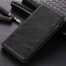 For Samsung galaxy M20 Case AZNS Flip Cases Leather Magnetic Stand Cover