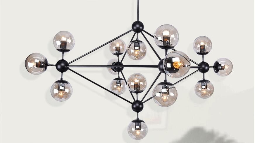 Art Deco Modern Crystal Creative Designed LED Chandelier for Hotel Lobby Decor victoria charles art deco
