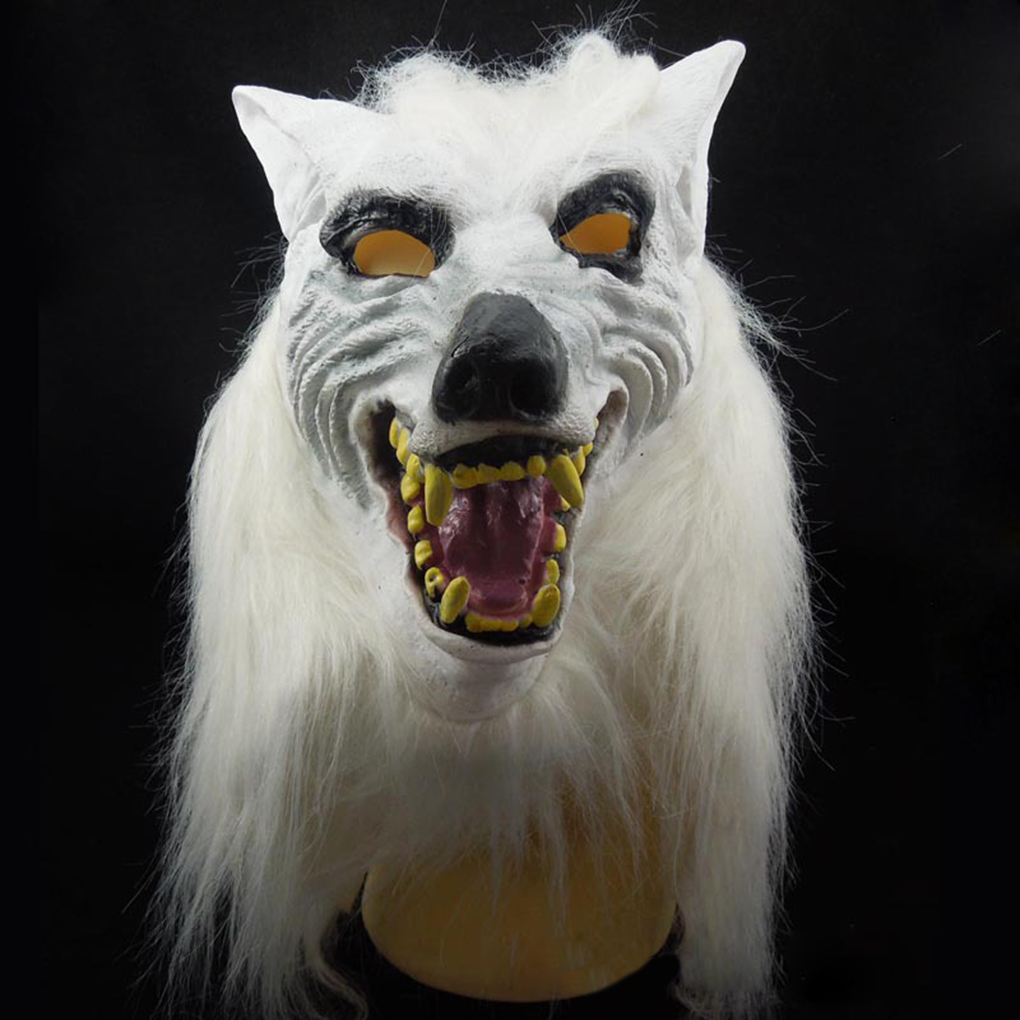 High Quality Latex Wolf Mask-Buy Cheap Latex Wolf Mask lots from ...