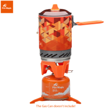 Fire Maple Personal Cooking System Outdoor Hiking Camping Equipment Oven Portable Best Propane Gas Stove Burner 1L 600g FMS-X2